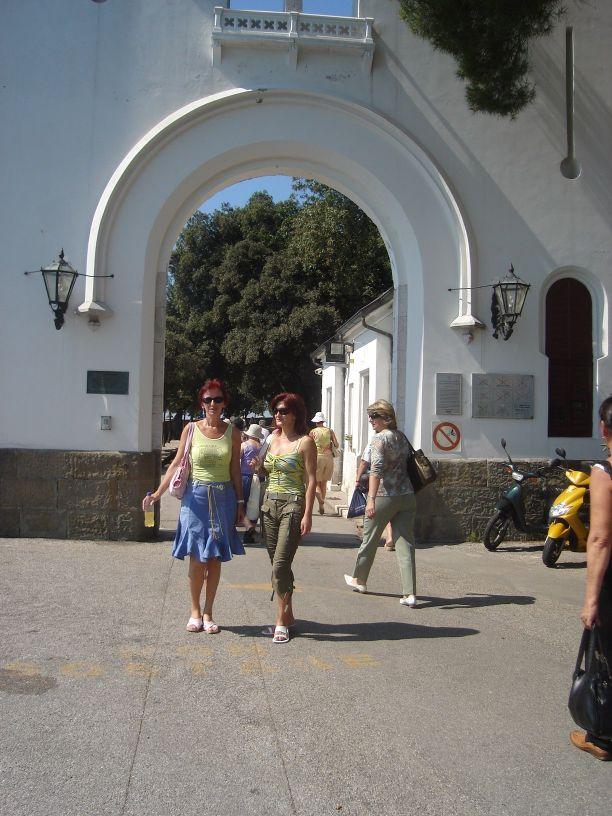 Ulaz u kompleks Miramare