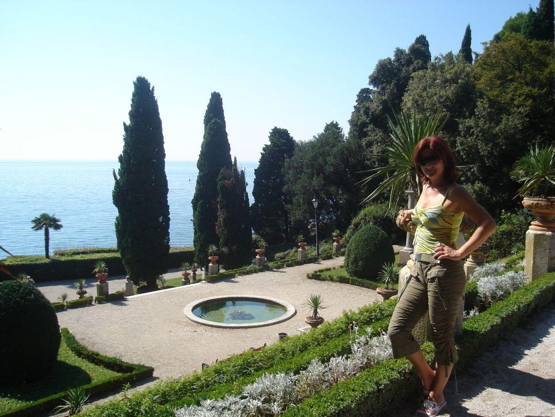 Vrtovi i more