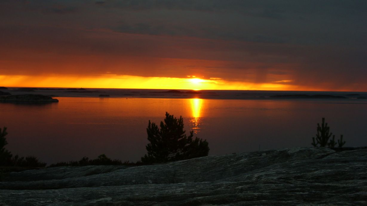 Boje nad fjordom