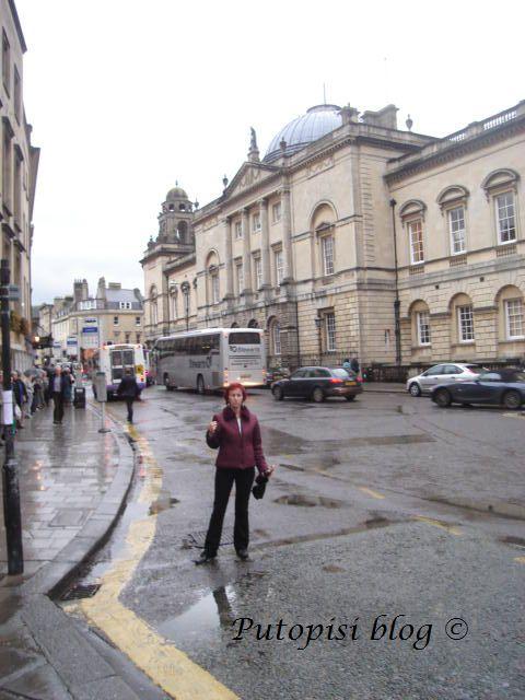 Šetnja po Bridge Street