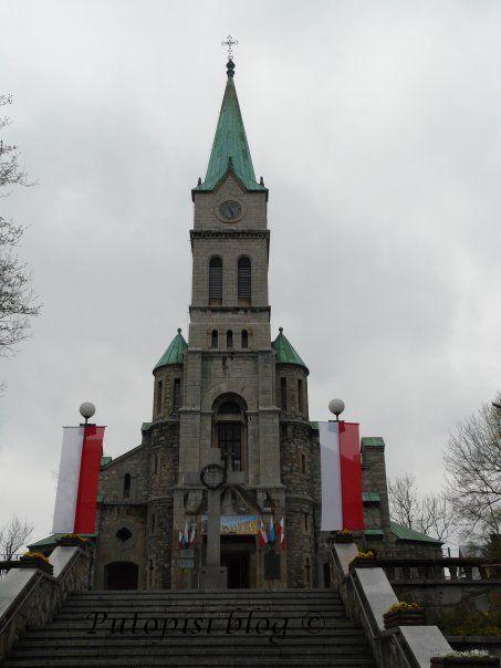 Jaroslaw i ja jutro kasnije smo otisli na misu