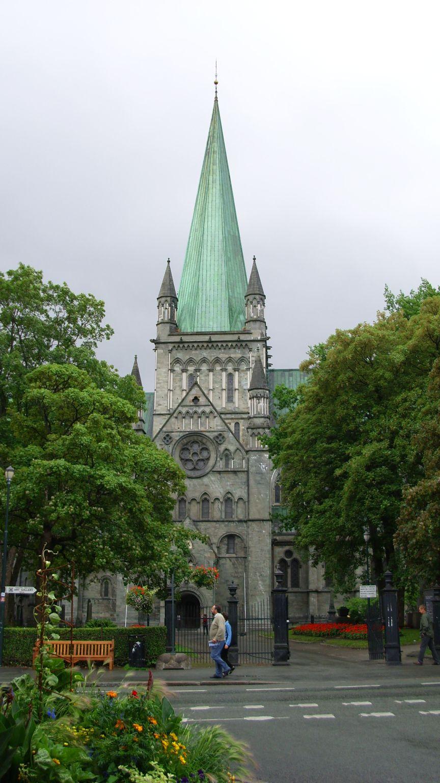 Nidaros katedrala