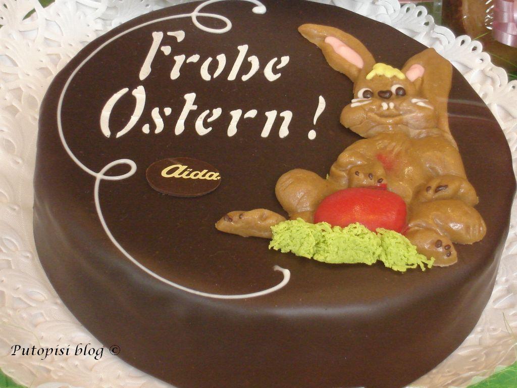 sretan uskrs na njemačkom Sacher torta   Beč   Putopisi net sretan uskrs na njemačkom