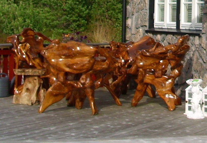 Stolice ručno rađene