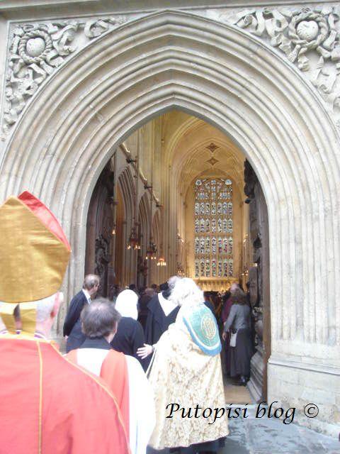 Ulazak u Katedralu