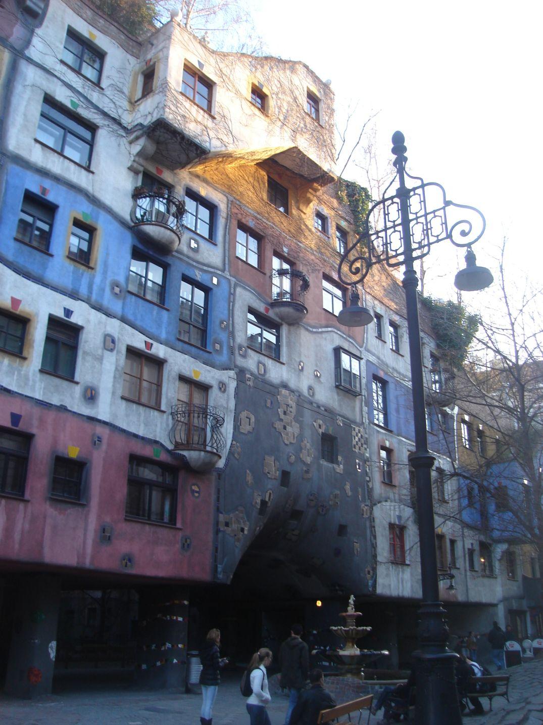 BEČ - H. zgrada