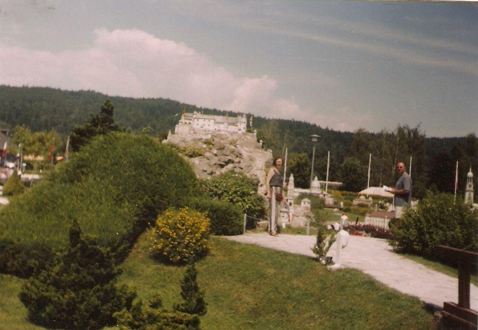 Hochosterwitz burg Austria
