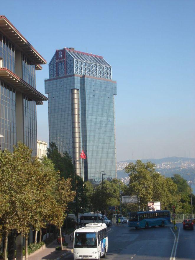 ISTANBUL - neboder 2