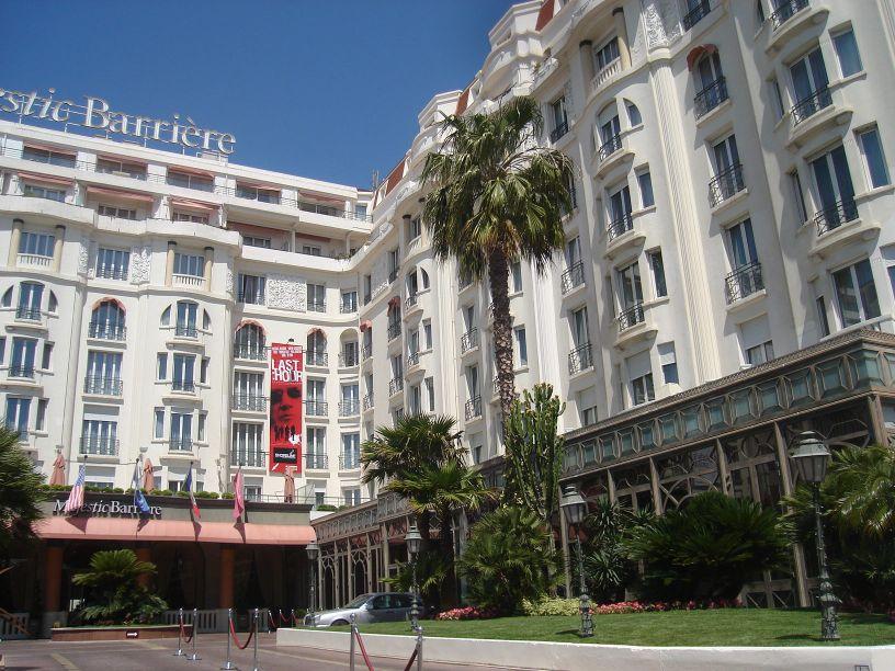 Jedan od brojnih hotela