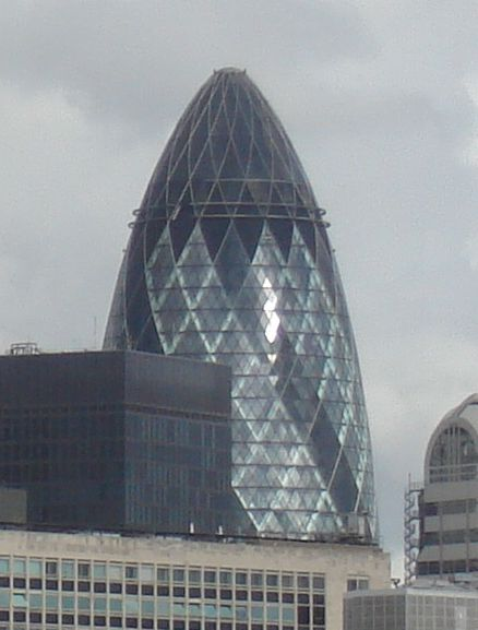 LONDON - Gherkin