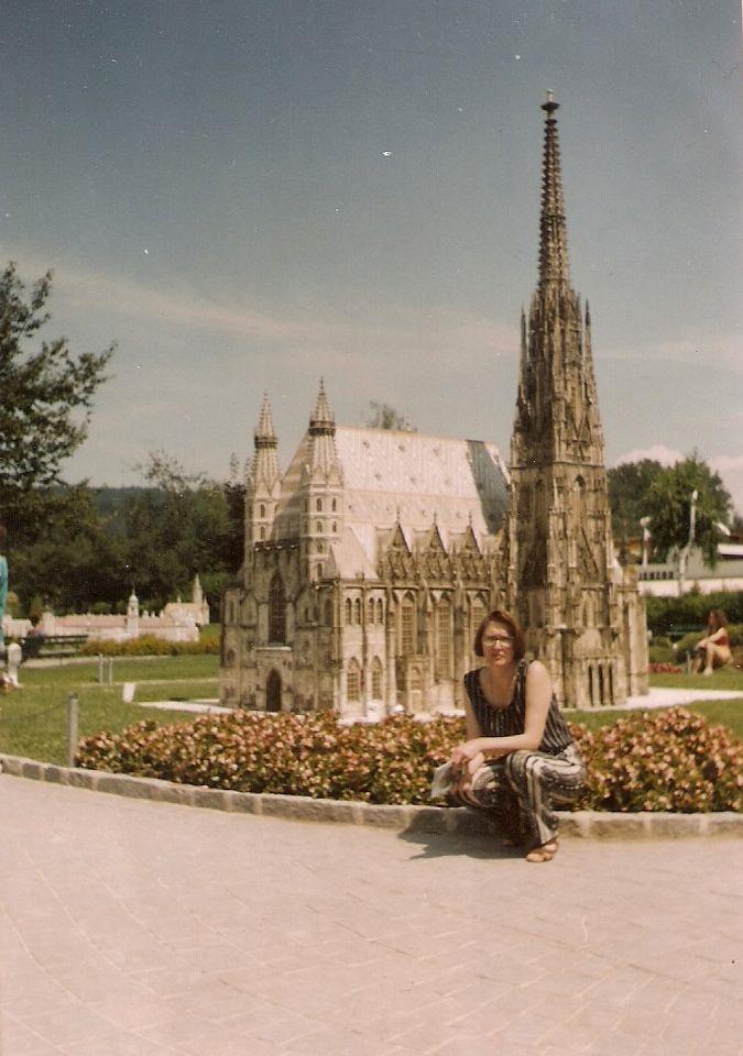 St Stephen Beč Austria