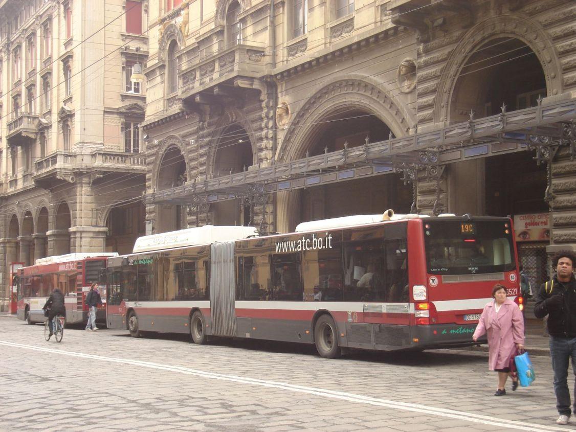 Autobusi na plinski pogon