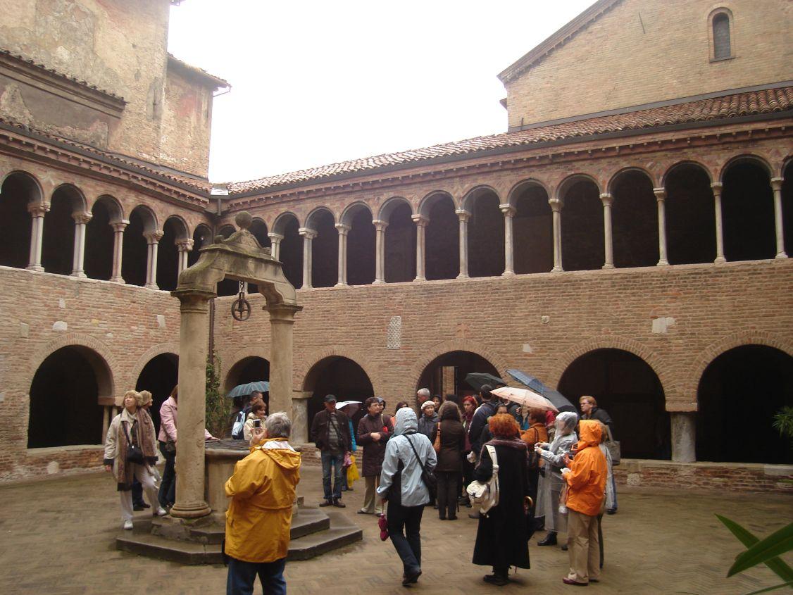 Dvorište Poncija Pilata