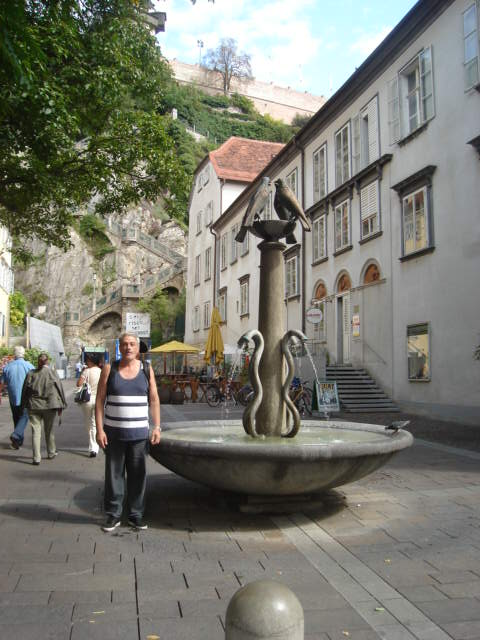 Fontana '4 ptice'
