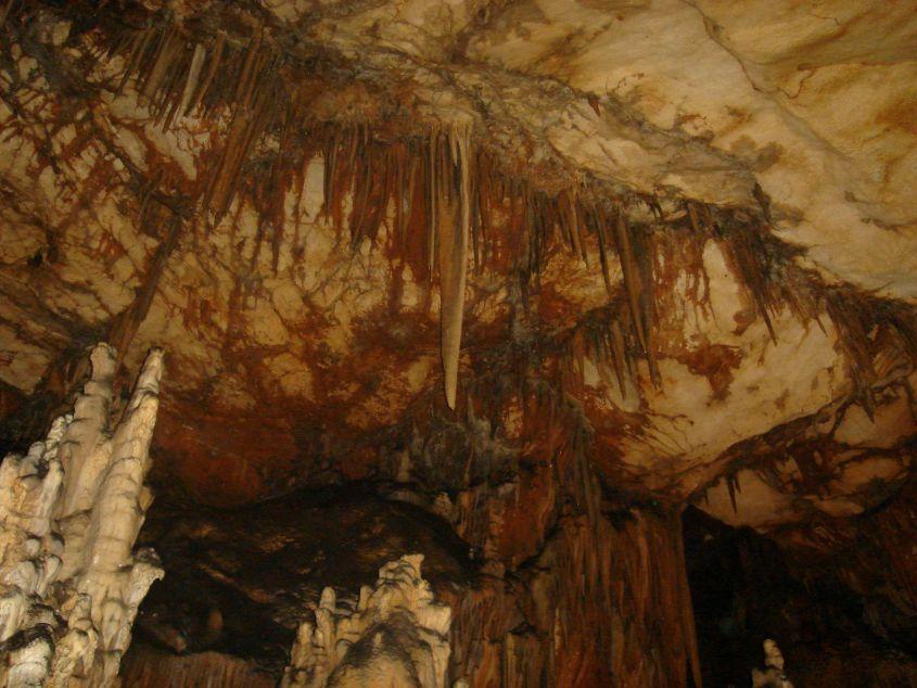 Bogatstvo stalaktita