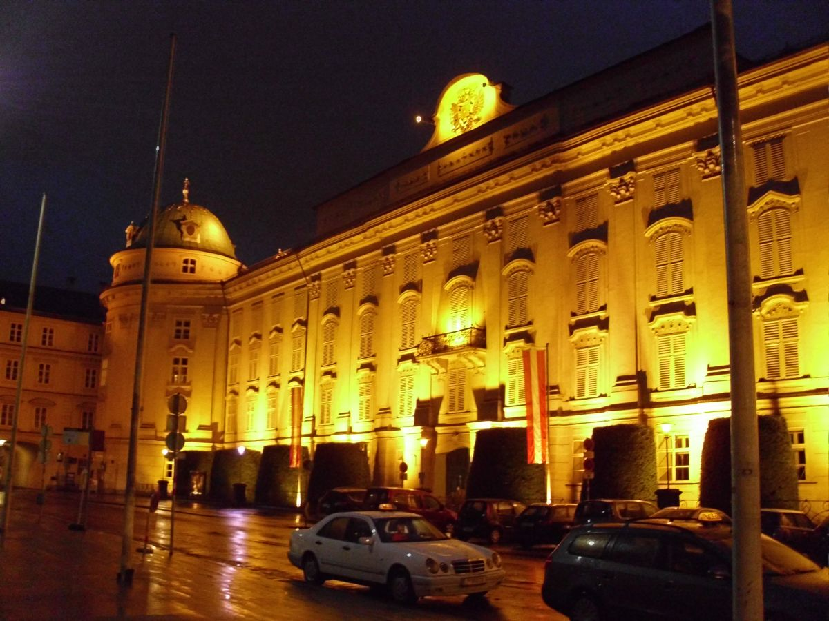 Imperial Hofburg Palace