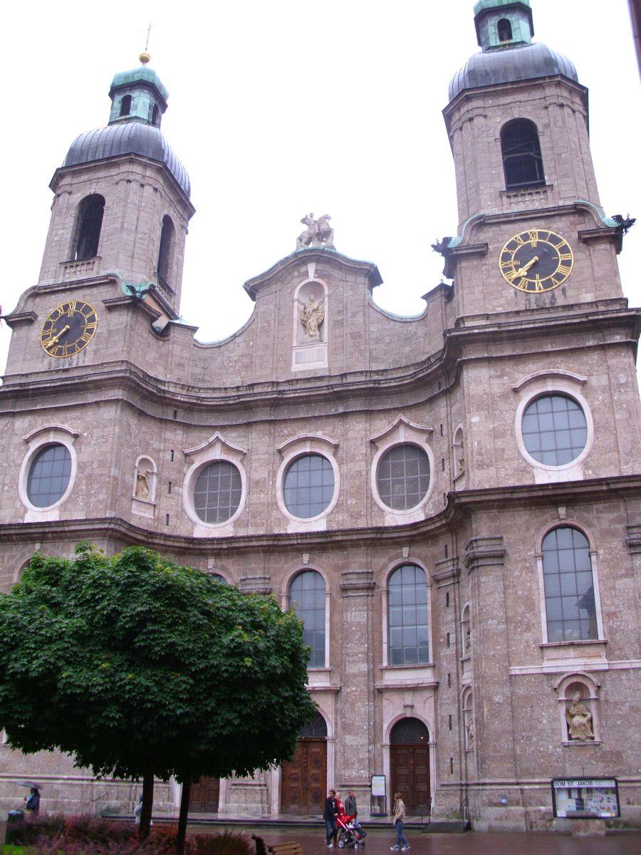 Katedrala sv. Jakob na Domplatzu