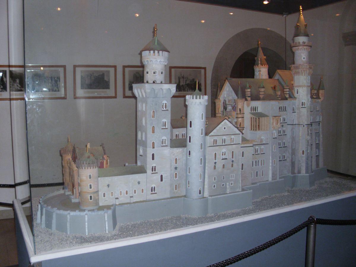 Maketa dvorca