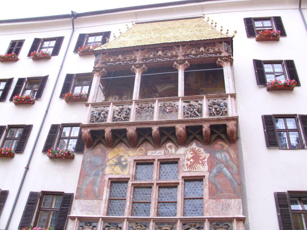 Maximilianov zlatni balkon