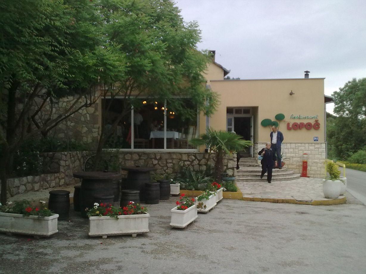 Restoran Lopoč