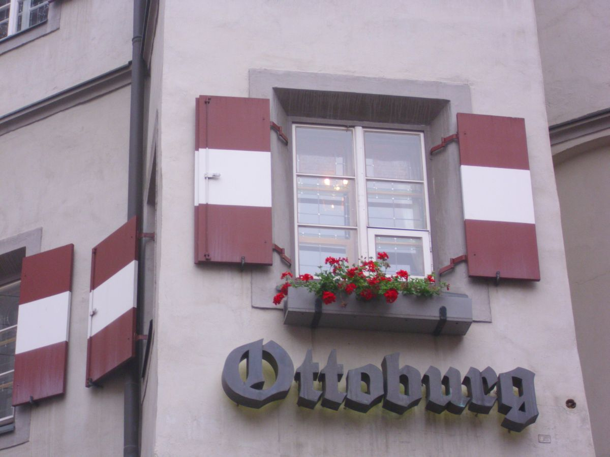 Restoran Ottoburg, nekad bila obranbena kula
