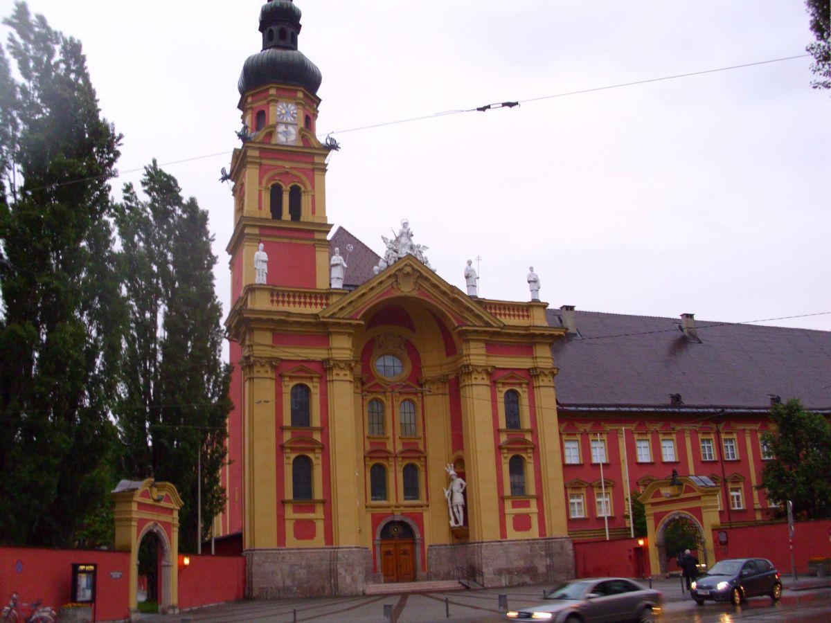 Samostan Wilten