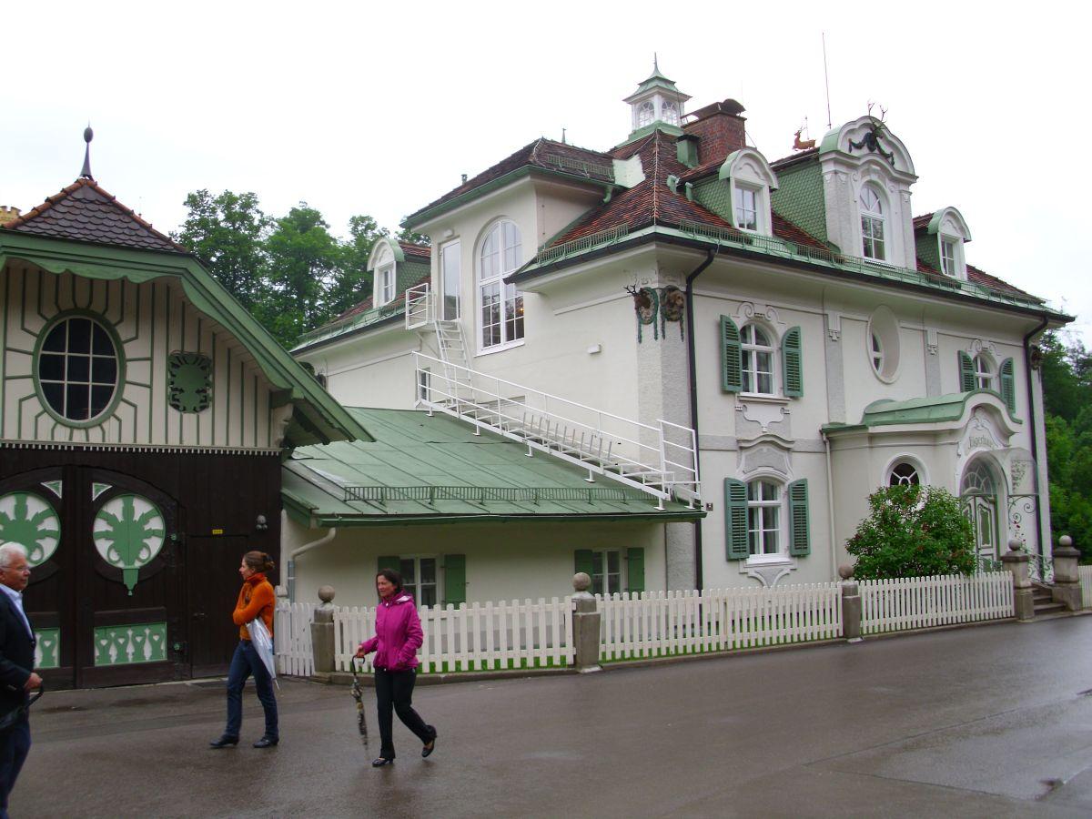 Schwangau-lijepa fasada