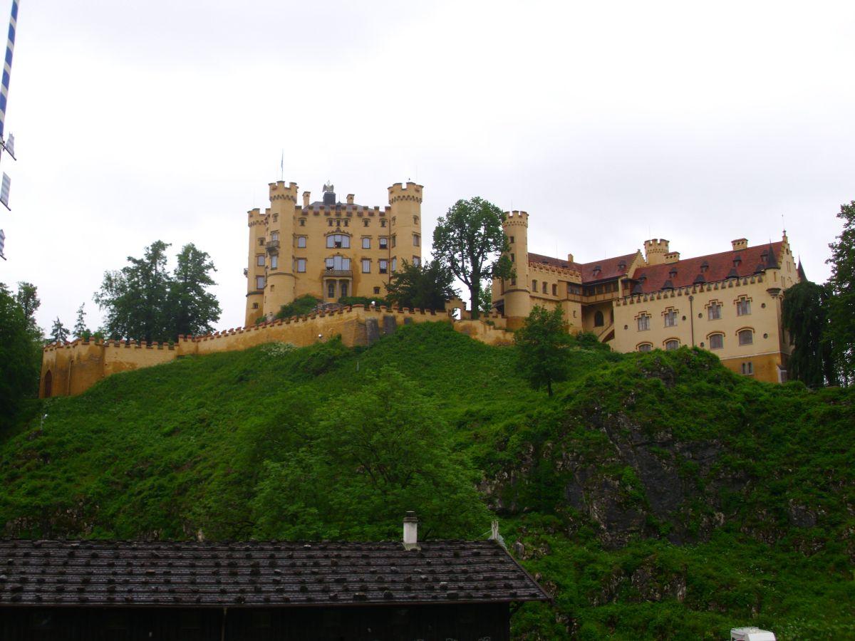 Žuti dvorac Hohenswangau