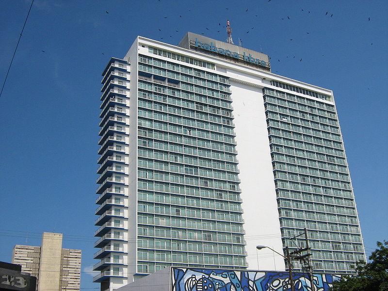 Bivši Hilton a nakon revolucije Habana Libre Hotel
