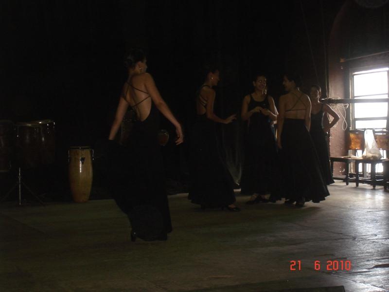 Sat flamenga