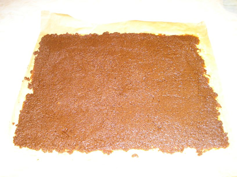 klavir torta - smedji fil