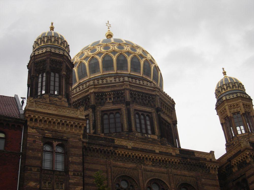Nova sinagoga-rekonstrukcija originala iz 19.stoljeća