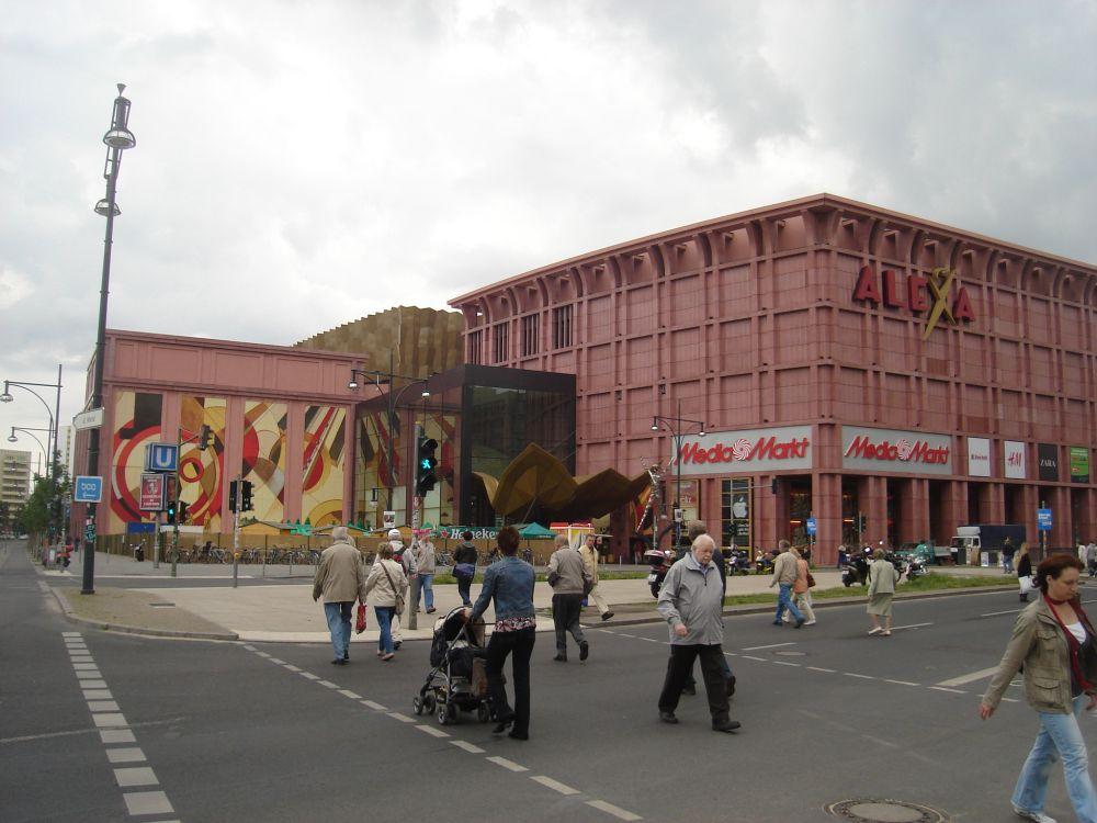 Shopping centar Alexa