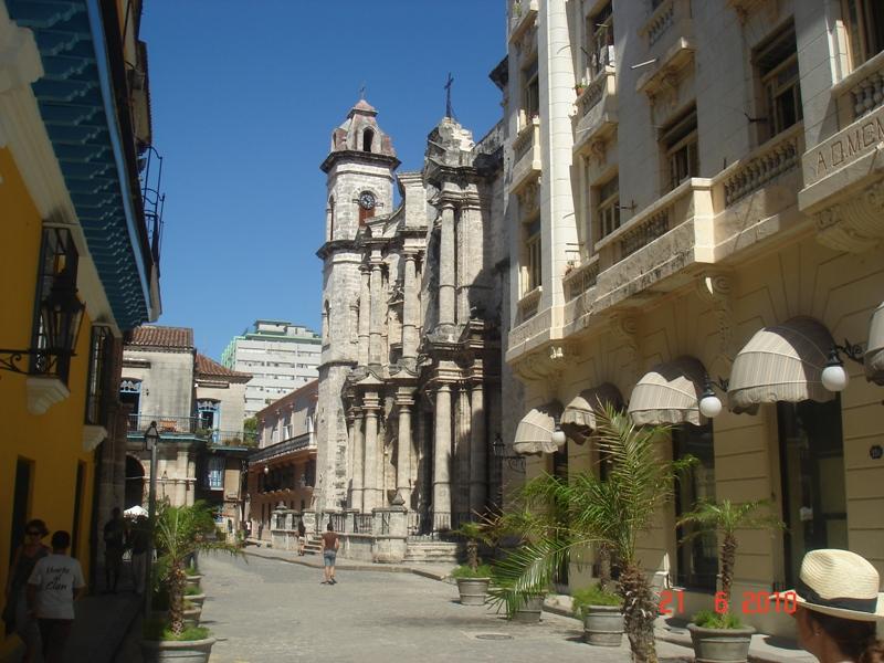 Ulica prema katedrali