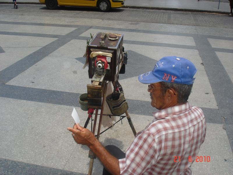 Ulični fotograf