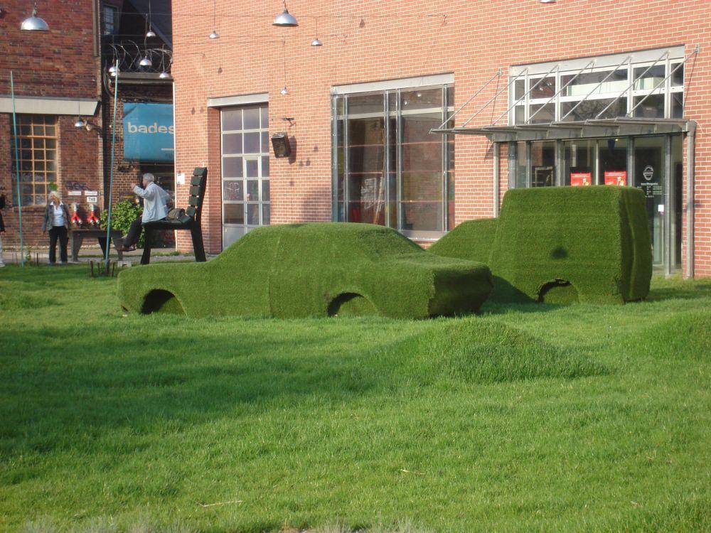vozila od trave