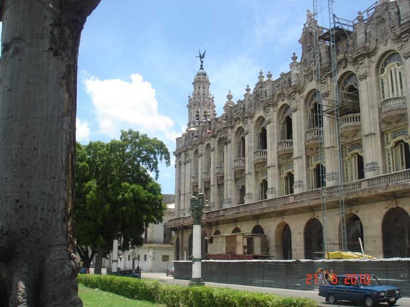 Zgrada teatra i državnog baleta