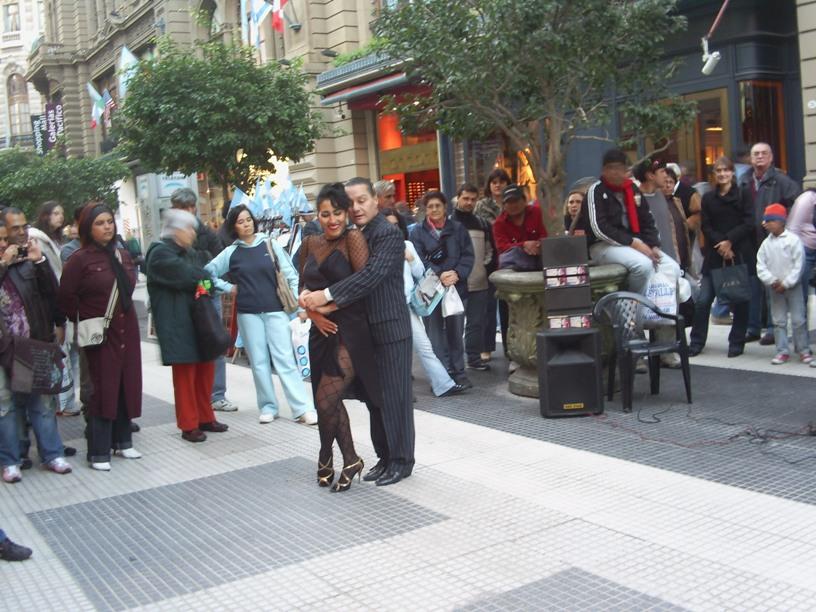 Florida street tango