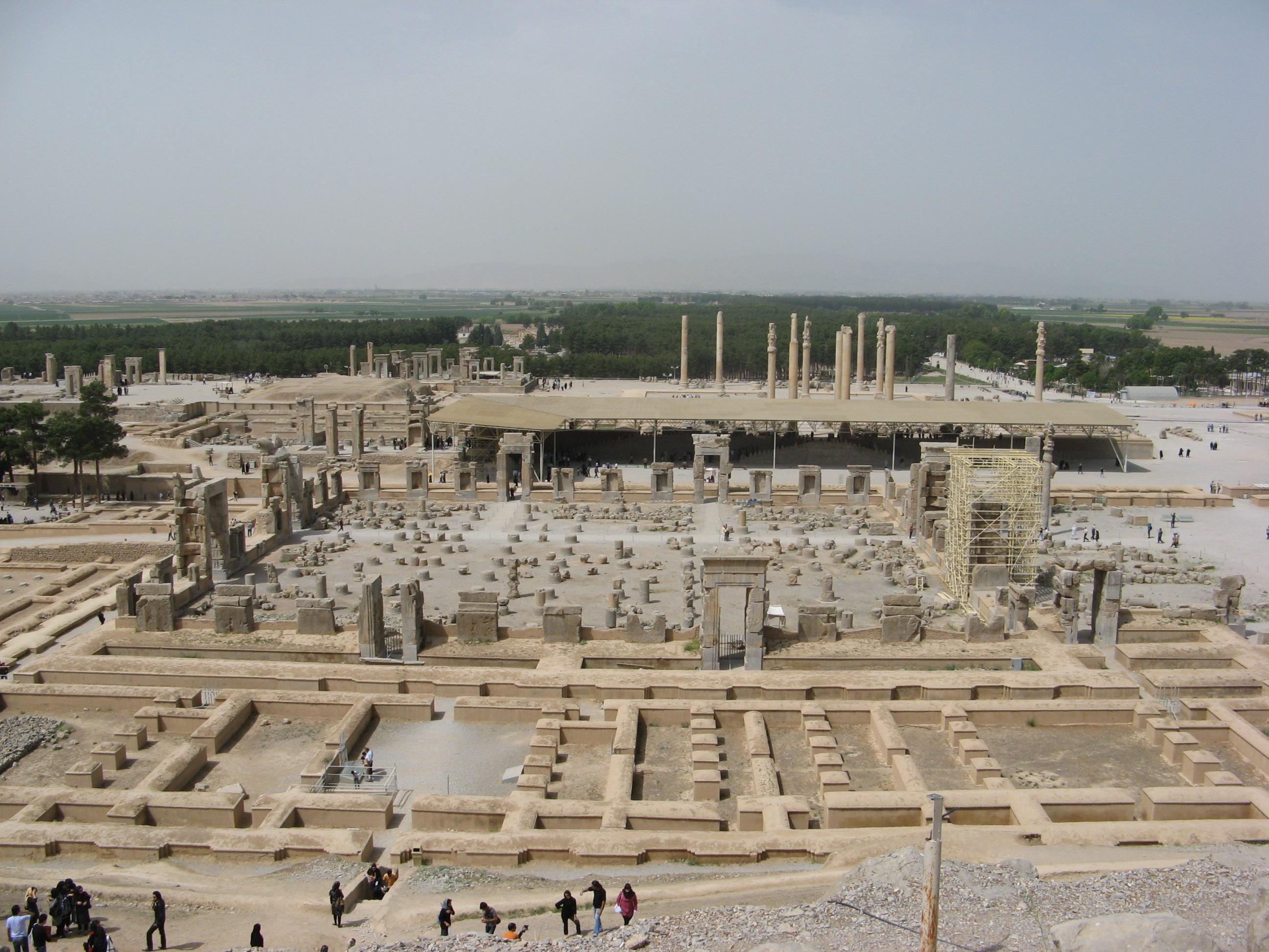 Panorama Persepolisa