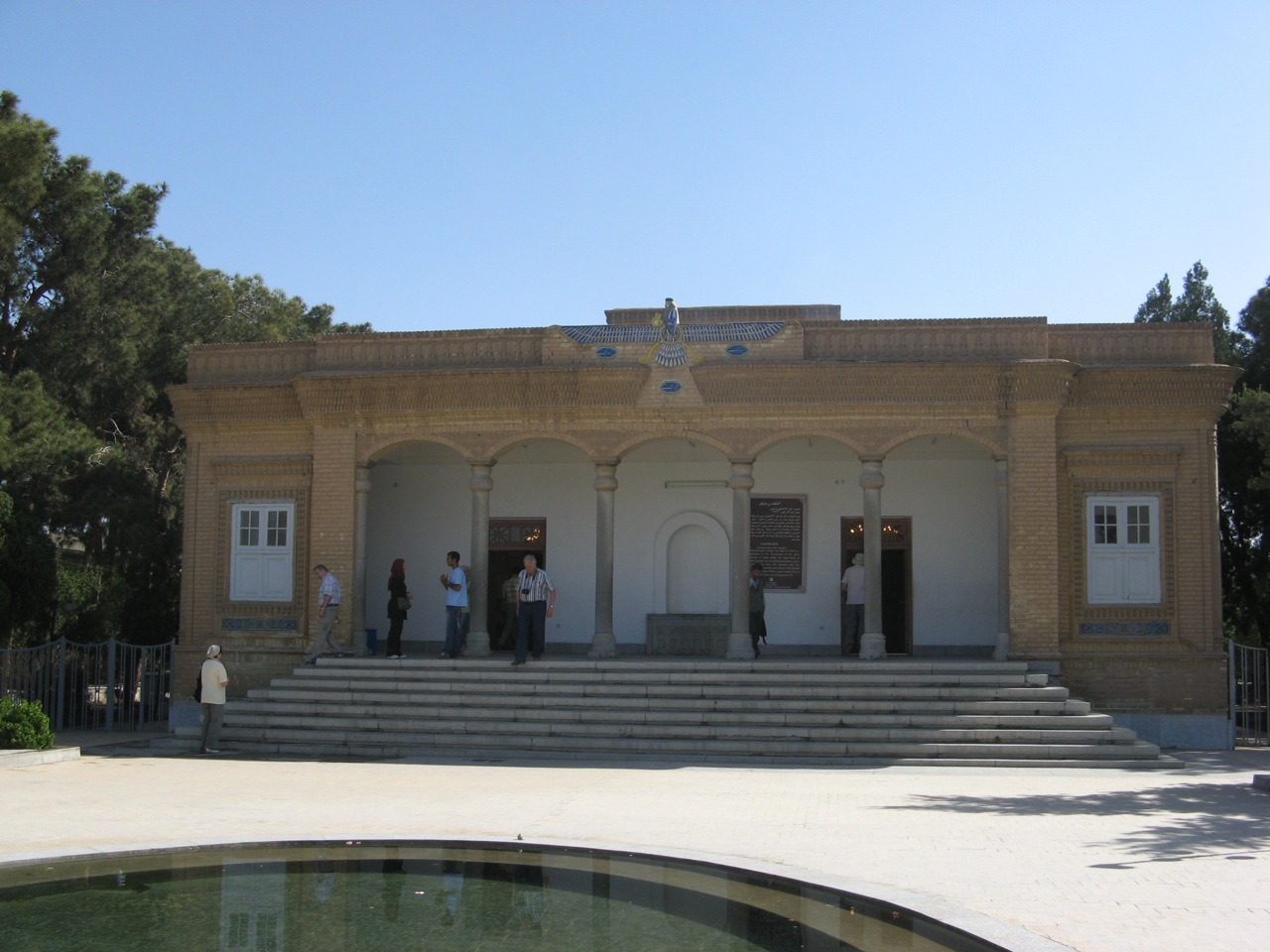 Zoroastrijanski hram vatre