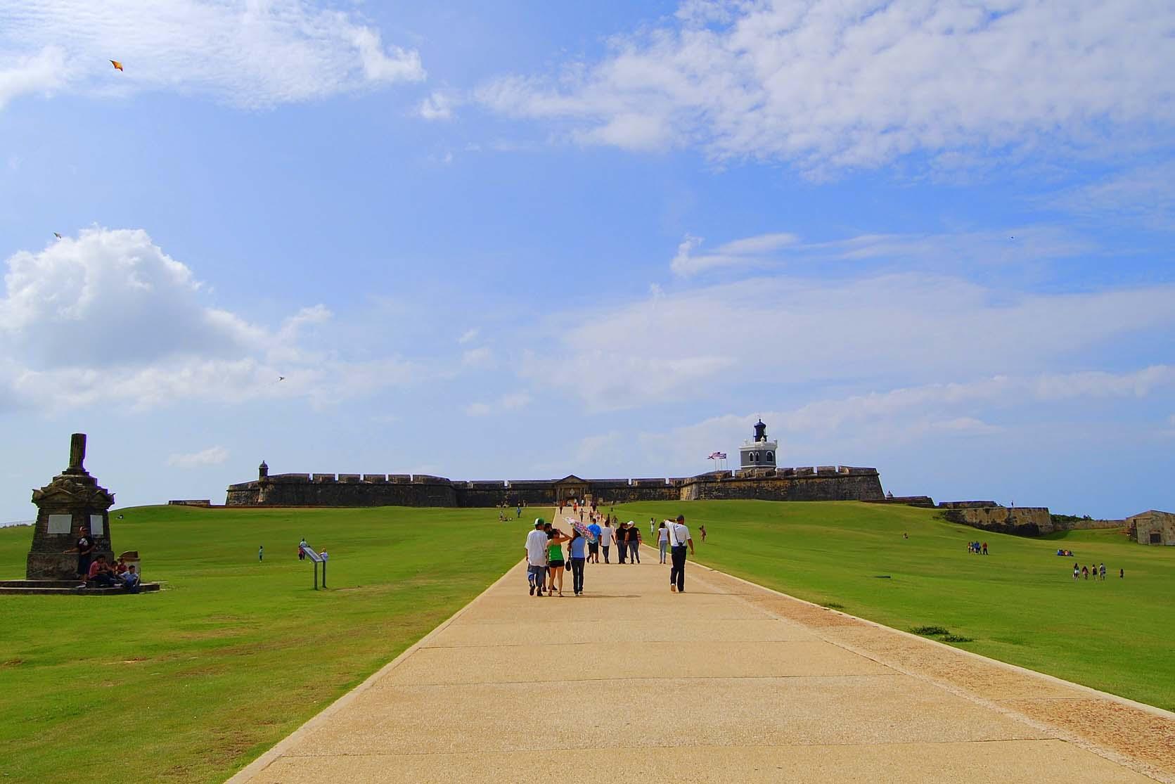 El Morro - Entrance