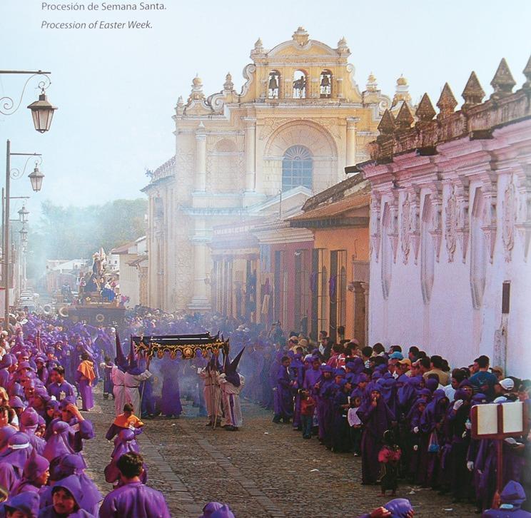 Gvatemala uskrs