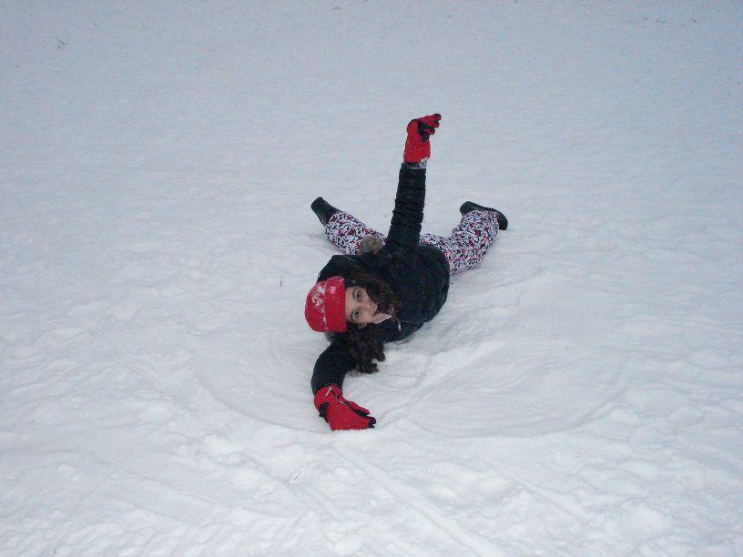 Kraul u snijegu