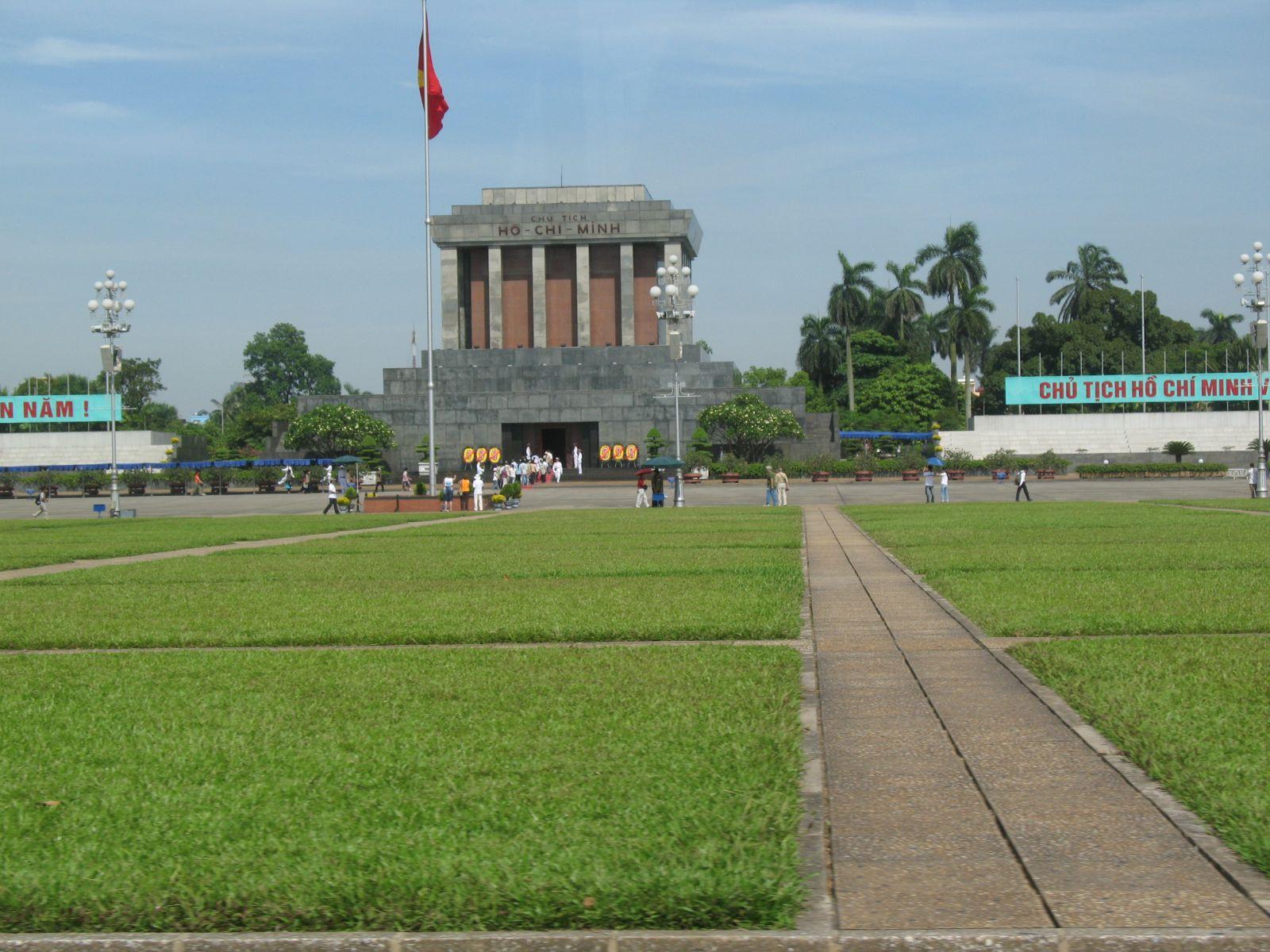 Mauzolej Ho Chi Minha