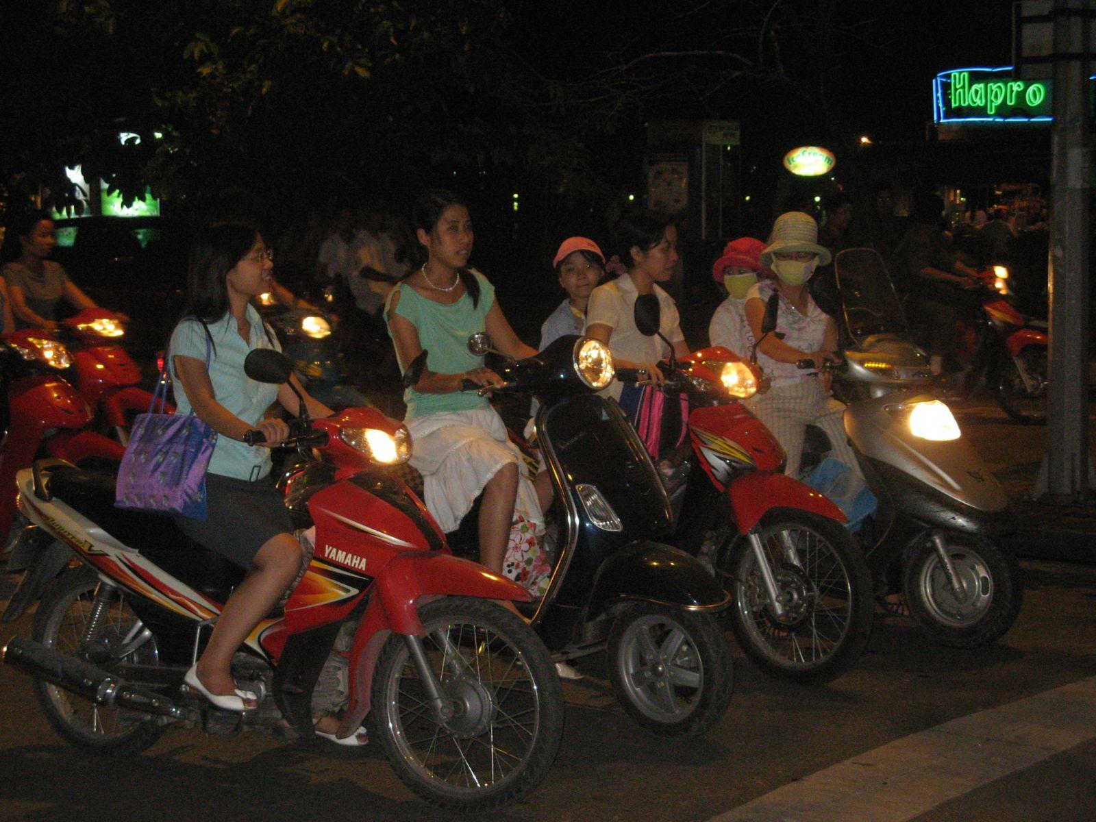 Noćni promet