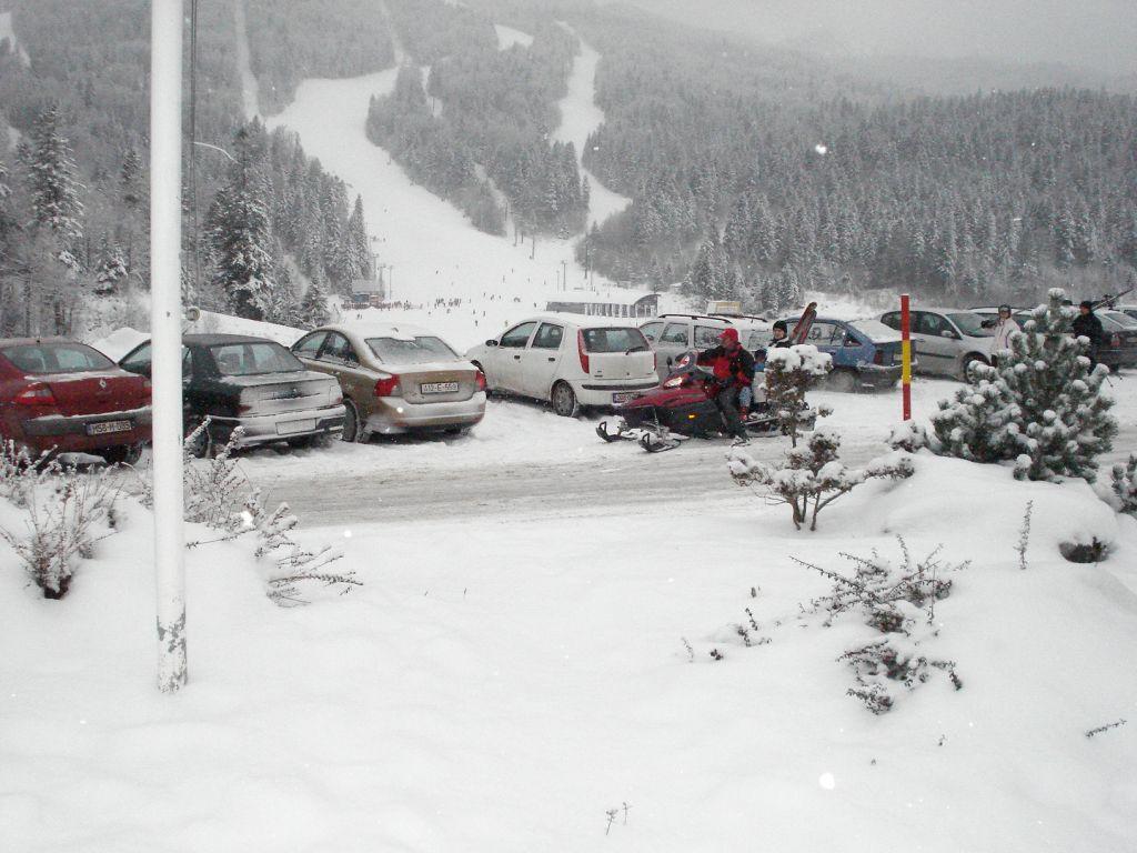 Odlazak na skijalište