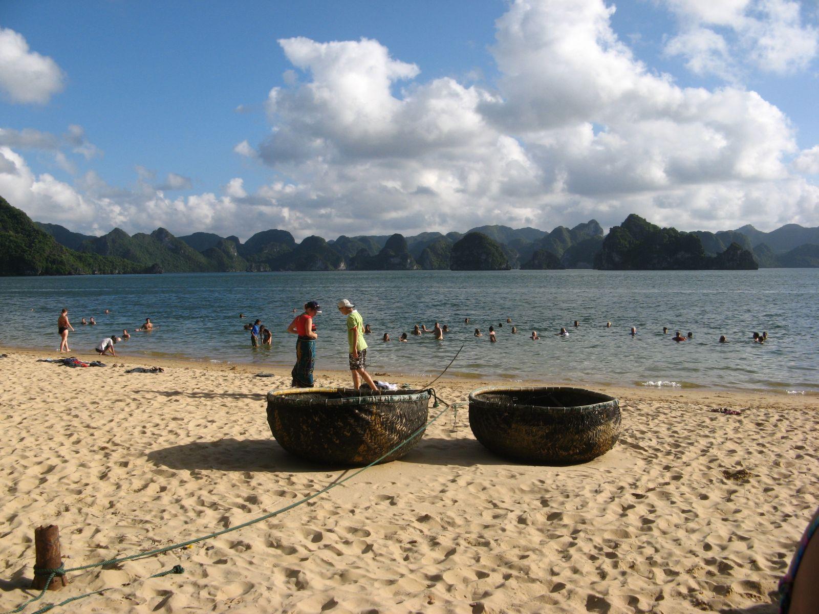 Plaža južnokineskog mora