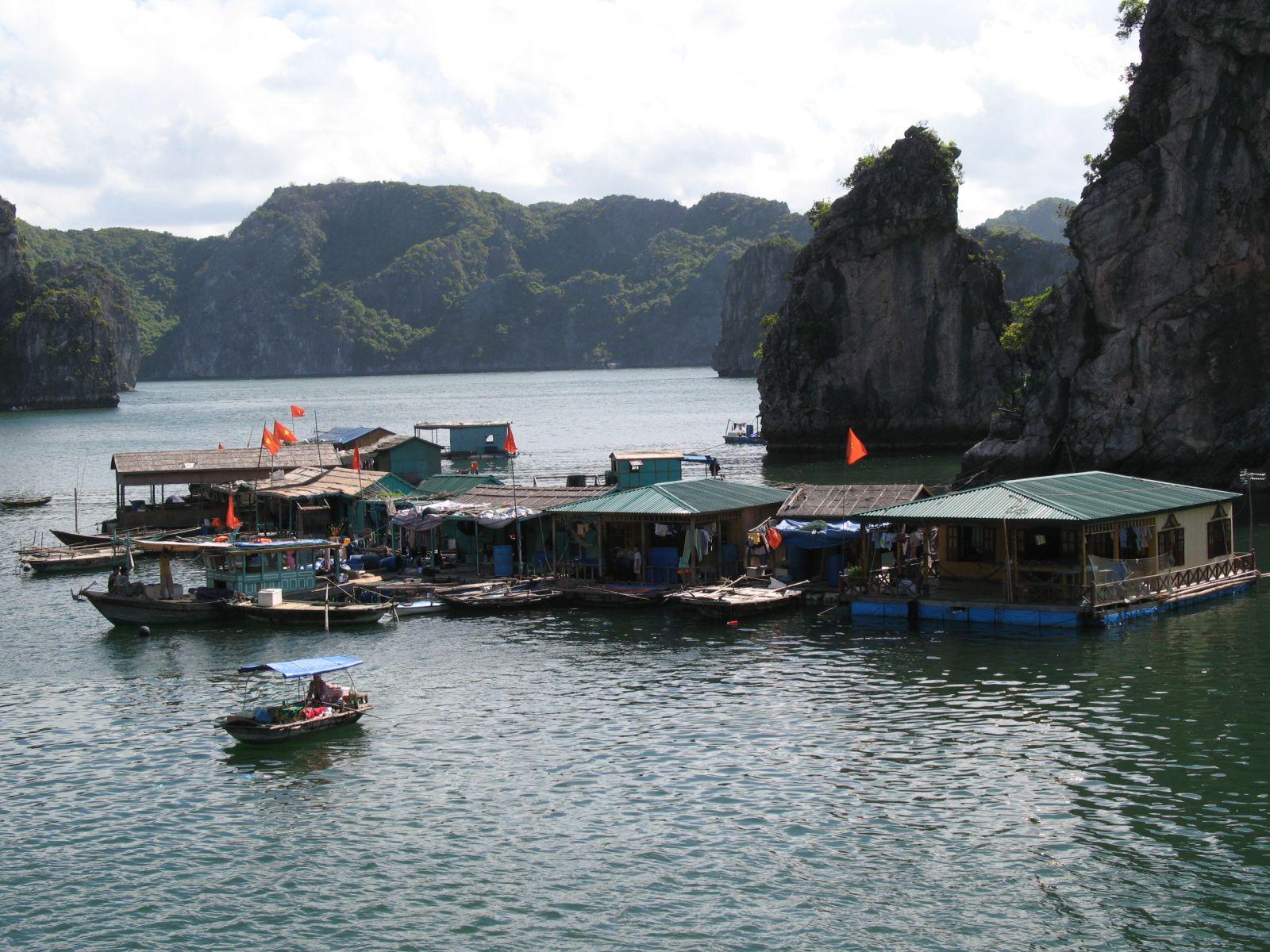 Selo na vodi
