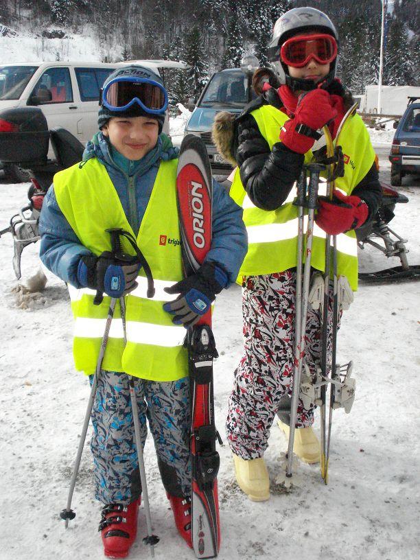 Zadnji dan ski škole