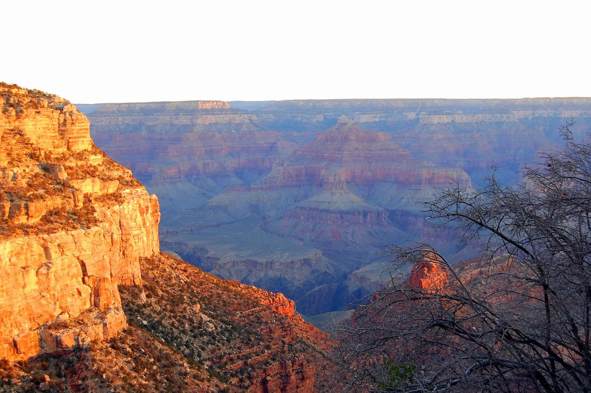 Grand Canyon - Svitanje